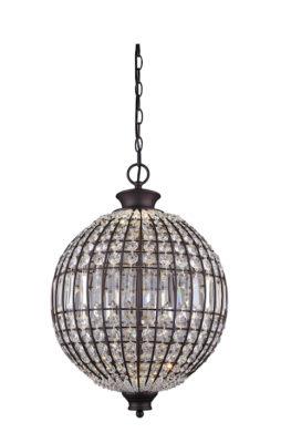 Pendant Lighting  Contemporary TILLY Canarm LPL145A15ORB
