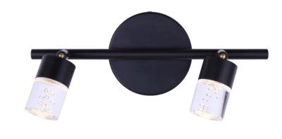 Track lighting Modern FITZ Canarm LT142A02BK