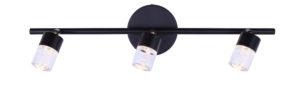 Track lighting Modern FITZ Canarm LT142A03BK