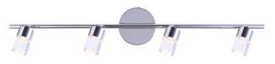 Track lighting Modern FITZ Canarm LT142A04CH