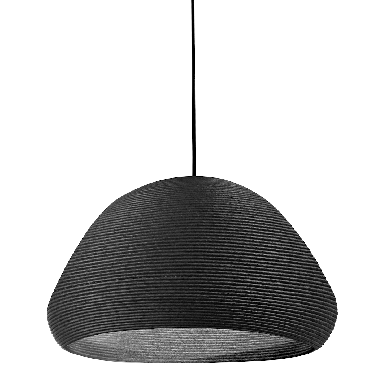 luminaire suspendu mashe mas 161p bk. Black Bedroom Furniture Sets. Home Design Ideas