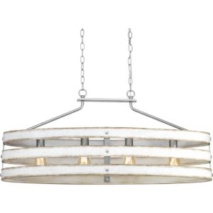 Pendant Lighting rustic GULLIVER Progress P400097-141