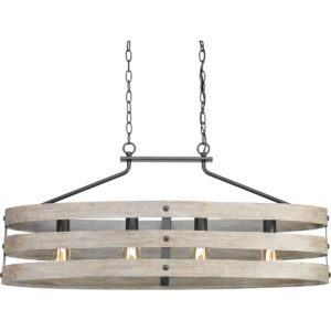 Pendant Lighting rustic GULLIVER Progress P400097-143