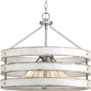 Pendant Lighting rustic GULLIVER Progress P500023-141