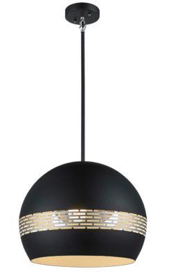 Pendant Lighting Modern Ulextra P560-20-BK