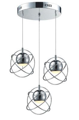 Pendant Lighting Modern Ulextra P573-3A-CM