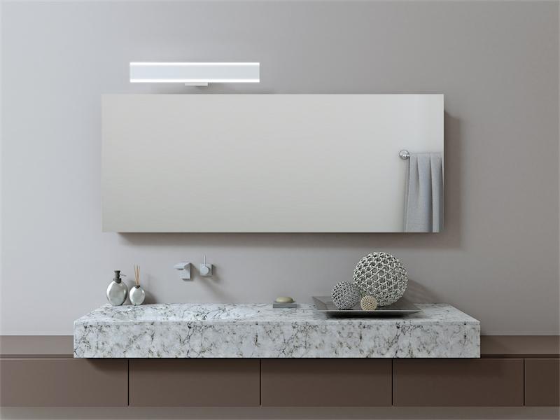 luminaire mural salle de bain sws36 3k. Black Bedroom Furniture Sets. Home Design Ideas