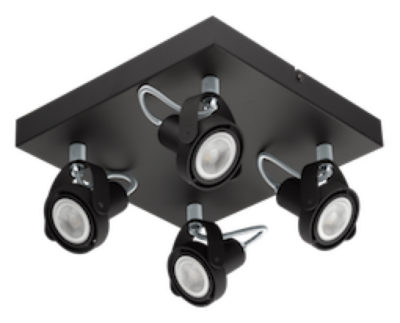 Track Lighting Modern NOVORIO Eglo 203212A