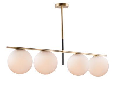 Pendant Lighting Modern VESPER Maxim 26036SWSBRBK