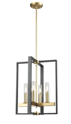Pendant Lighting Transitional BLAIRMORE Dvi DVP30248VBR-GR-CL