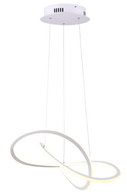 Pendant Lighting Modern ZOLA Canarm LCW155A21WH