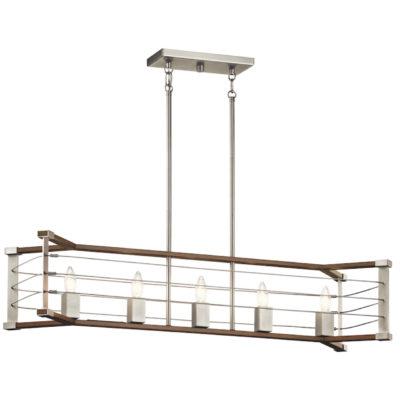 Luminaire suspendu contemporain LENTE Kichler 44250NI