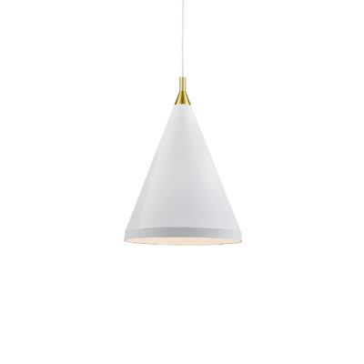 Luminaire suspendu DOROTHY 492716-WH/GD