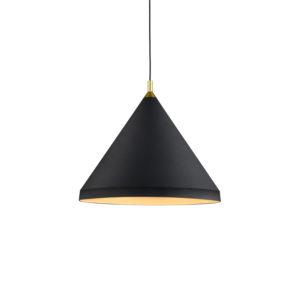 Pendant lighting DOROTHY 492824-BK/GD