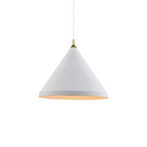Luminaire suspendu DOROTHY 492824-WH/GD