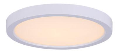 Luminaire plafonnier rond moderne Canarm LED-SM7DL-WH-C