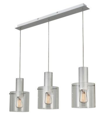 Luminaire suspendu moderne HENLEY Artcraft AC11522CL