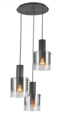 Luminaire suspendu moderne HENLEY Artcraft AC11523SM