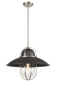Pendant lighting Transitional PEGGY'S COVE DVI DVP31005GR-SN