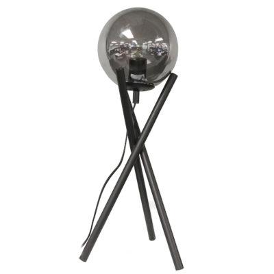 Table lamp modern PAMELA Dainolite PAM-241T-MB