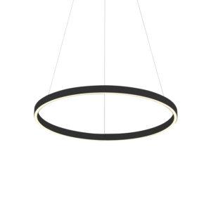 Luminaire suspendu moderne CERCHIO Kuzco PD86124-BK