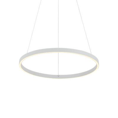 Luminaire suspendu moderne CERCHIO Kuzco PD86124-WH