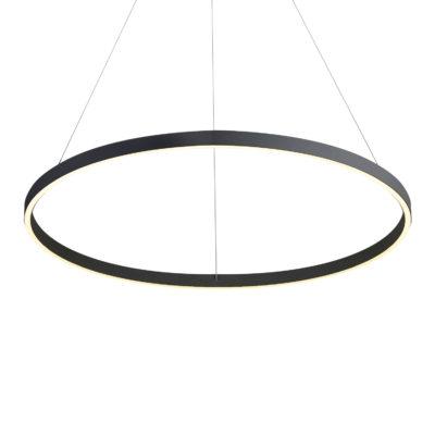 Luminaire suspendu moderne CERCHIO Kuzco PD86132-BK