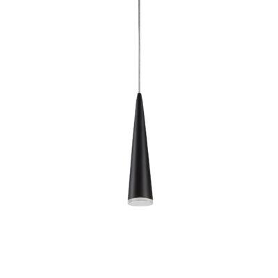 Luminaire suspendu moderne MINA Kuzco 401214-BK-LED