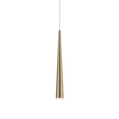 Luminaire suspendu moderne MINA Kuzco 401214-VB-LED