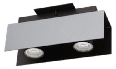 Luminaire sur rail moderne VISERBA Eglo 97395A