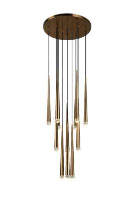 Luminaire suspendu moderne RENAIE Matteo C62712AG