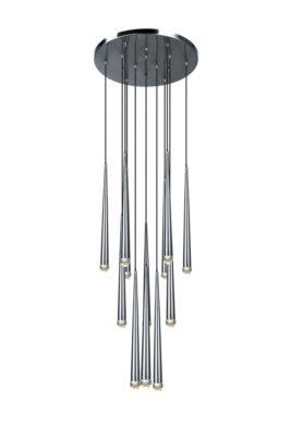 Luminaire suspendu moderne RENAIE Matteo C62712CH