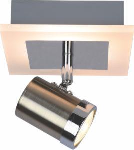 Luminaire plafonnier sur rail moderne Ulextra CK645-1-SHC