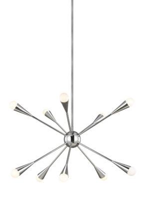 Luminaire suspendu moderne JAX Feiss  EC10310PN