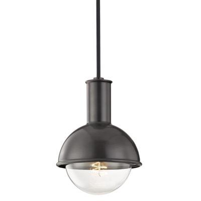 Luminaire suspendu moderne RILEY Hudson Valley H111701-OB