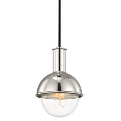 Luminaire suspendu moderne RILEY Hudson Valley H111701-PN