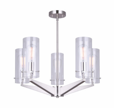 Luminaire suspendu moderne JONI Canarm ICH759A05BN