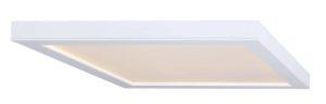 Plafonnier carré moderne Canarm LEDS-SM15DL-WT-C