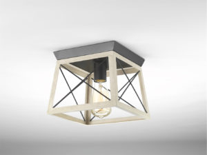 Luminaire plafonnier rustique traditionnel BRIARWOOD Progress P350022-143