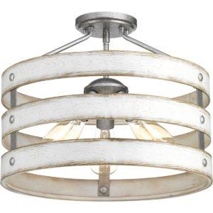 Luminaire suspendu rustique GULLIVER Progress P350049-141