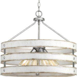 Luminaire suspendu rustique GULLIVER Progress P500023-141