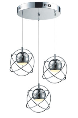 Luminaire suspendu moderne Ulextra P573-3A-CM