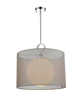 Luminaire suspendu contemporain AROSIA Z-Lite 194-20G-C