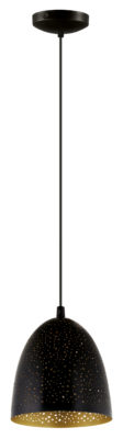 Luminaire suspendu moderne SAFI Eglo 202265A