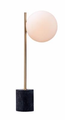 Lampe de plancher MODERNE VESPER MAXIM ET2 26039SWSBRBK