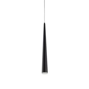 Luminaire suspendu moderne MINA Kuzco 401216-BK-LED