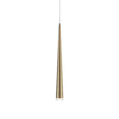 Luminaire suspendu moderne MINA Kuzco 401216-VB-LED