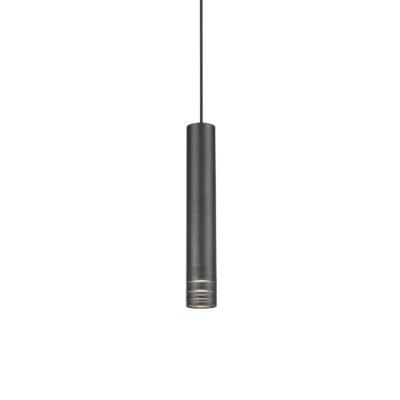 Luminaire suspendu moderne MILCA Kuzco 494502L-BK