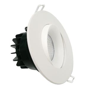 Luminaire encastré DEL orientable moderne Stanpro 67809