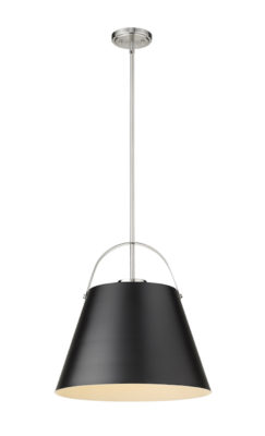 Luminaire suspendu moderne Z-STUDIO Z-Lite 726P18-MB-BN